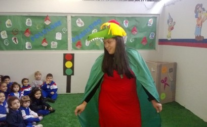 Atividade Pedagógica – Lendas do Folclore Brasileiro