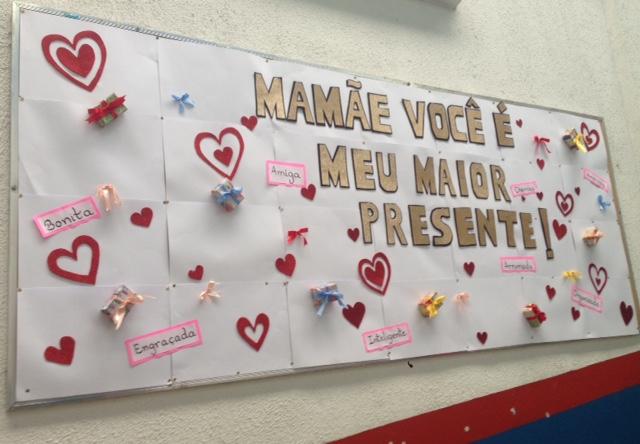Homenagem Dia Das Mães Colégio Integrado Diadema