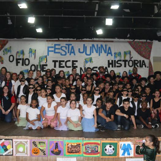 "Festa Junina – 2015 ""De repente, 30!"""