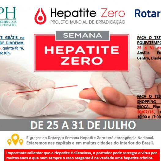 Semana Hepatite Zero