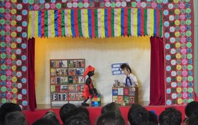 """Teatro de Marionetes – """"Pedacinhos do Brasil"""""""