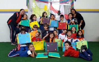 Educação Infantil – Livro Viajante Prof. Sandra