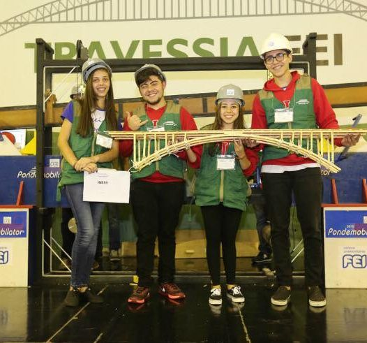 Concurso Travessia  FEI 2016 – Ensino Médio