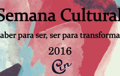 Palestras Mostra Cultural 2016