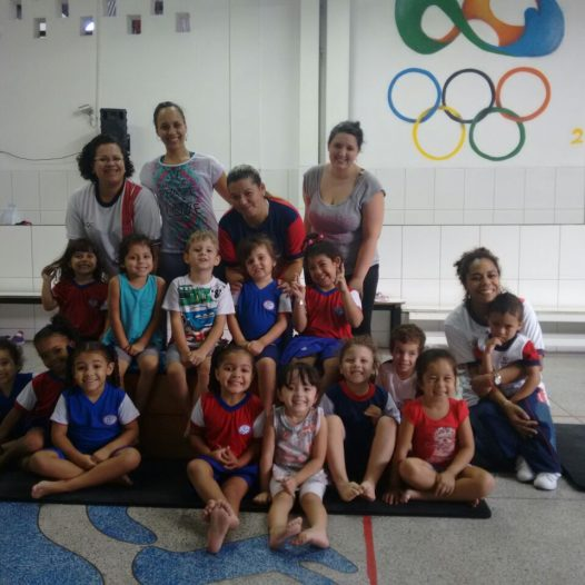 Integração  Novos Alunos Educação Física – Infantil e Fundamental I