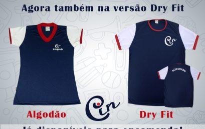 Nova Camiseta Dri-Fit 2017