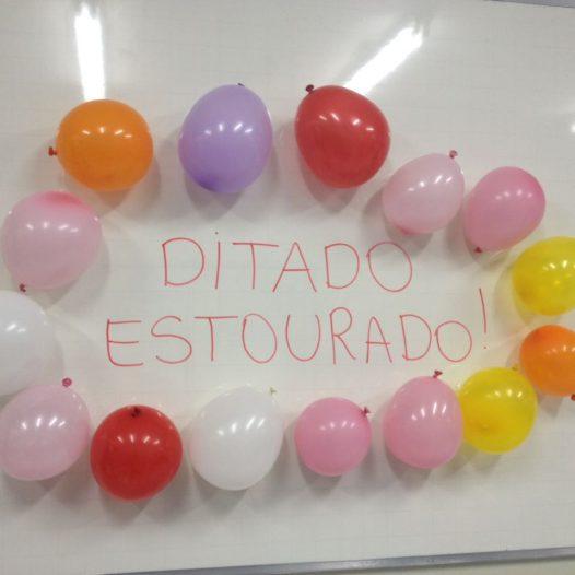 Ditado Estourado – 3 ano Ed. Fundamental I Prof. Natália