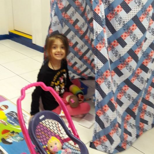 Fechamento do Projeto de Leitura – Ed. Infantil