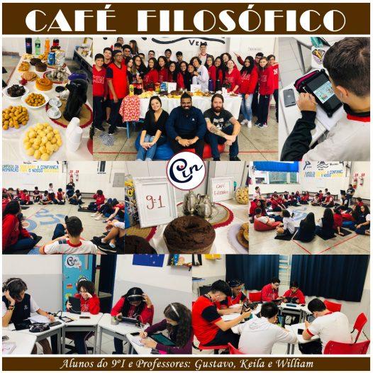 Café Filosófico – 1ª edição
