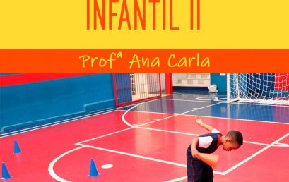 Onde está a bolinha? – Infantil II