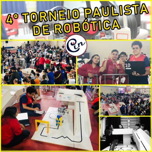 TPR – 4º TORNEIO PAULISTA DE ROBÓTICA