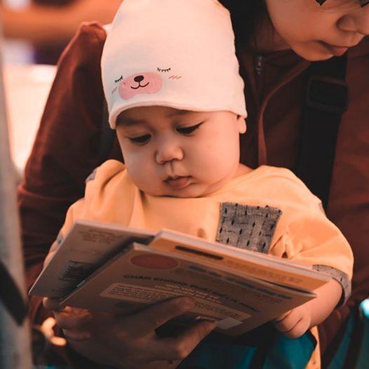 Estudo na fase pré-escolar