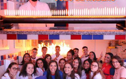 Experimento em laboratório – Tubo de Rubens