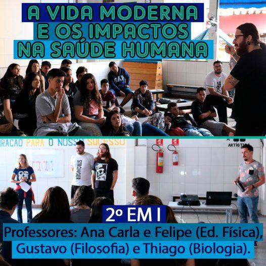 A vida moderna e os impactos na saúde humana